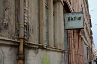 Outside of the city center, Görlitz is looking a little rundown