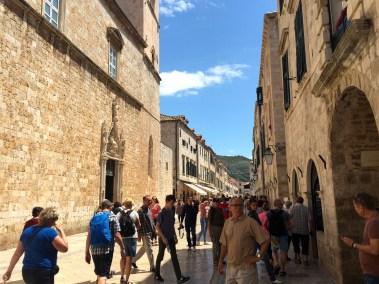Downtown Dubrovnik