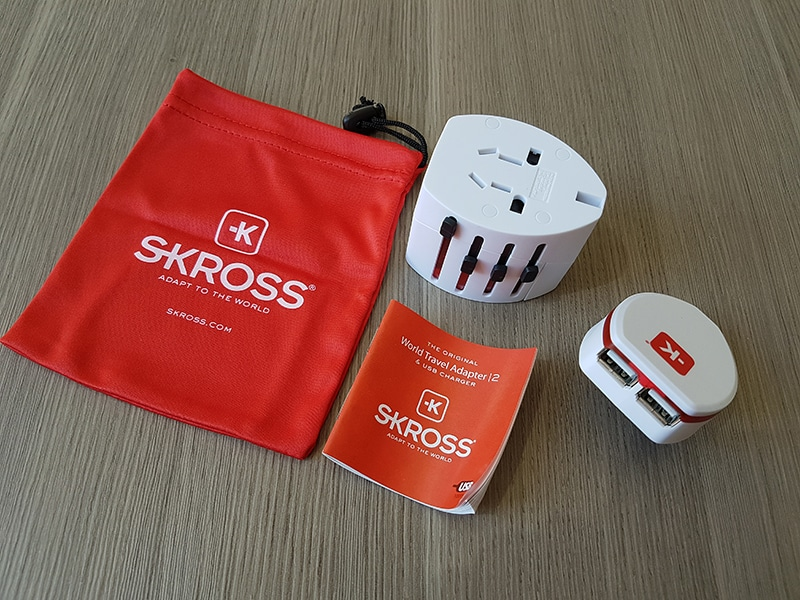 Skross World Travel Adapter 2