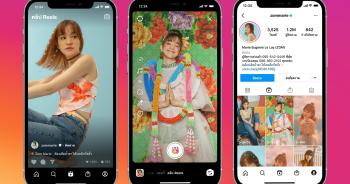 Facebook เปิดตัว Instagram Reels พร้อมปล่อยฟีเจอร์เพลงเต็มรูปแบบในประเทศไทย
