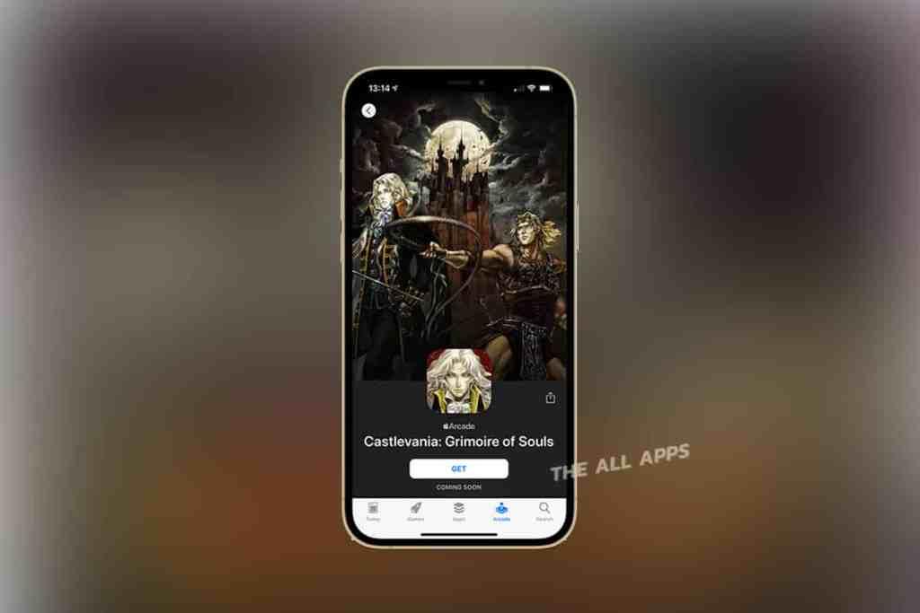 Castlevania: Grimoire of Souls เตรียมเปิดให้เล่นบน Apple Arcade เร็วๆ นี้