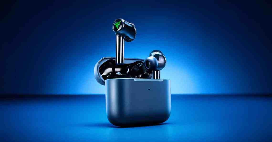 Razer เปิดตัวหูฟัง HAMMERHEAD True Wireless รุ่นใหม่ มาพร้อมไฟ RAZER CHROMA RGB และระบบตัดเสียงรบกวน ANC