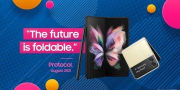 เสียงยืนยันจากสื่อทั่วโลก ยกให้ Samsung Galaxy Z Fold3   Flip3 5G คือสมาร์ทโฟนที่ยอดเยี่ยมที่สุดในขณะนี้!