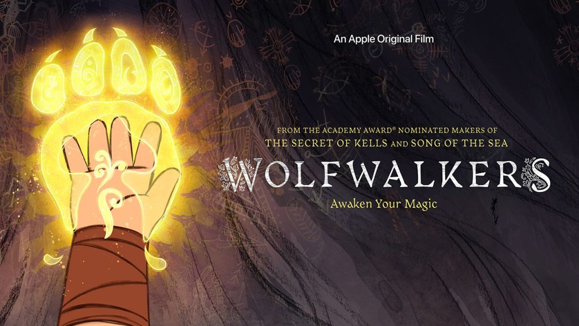 "Apple TV+ ปล่อยภาพยนตร์ตัวอย่าง ""Wolfwalkers"" ภาพยนตร์อนิเมชันเรื่องใหม่"