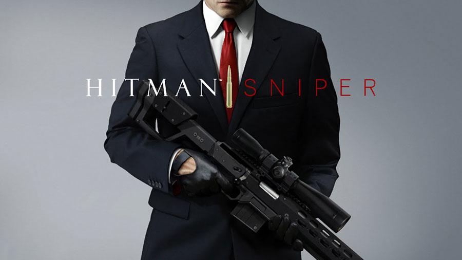 Hitman Sniper สวมบท Agent 47 ส่องเป้าระยะไกล