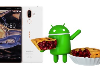 Nokia 7 Plus Android 9 Pie