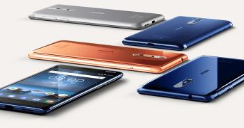 Nokia 8 เปิดตัวอย่างเป็นทางการแล้ว