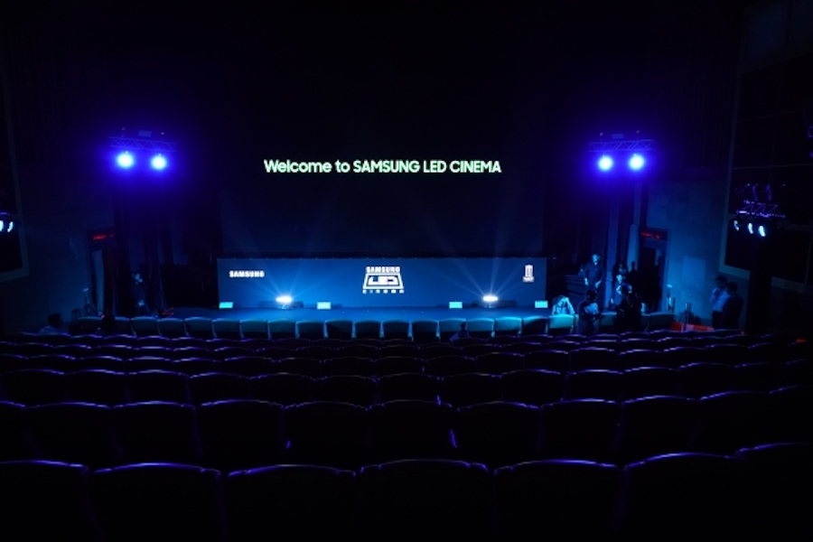 Samsung LED Cinema