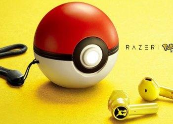 Razer เปิดตัวหูฟังไร้สายลายปิกาจู เอาใจสาวก Pokemon