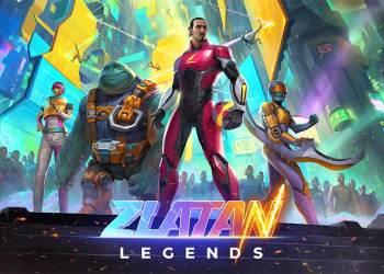 Zlatan Legends เกมของซลาตัน เปิดให้ดาวน์โหลดบน App Store แล้ว