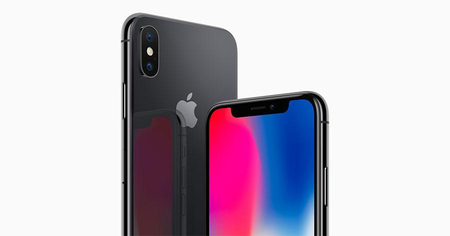 iPhone X 64GB ราคา 40,500 บาท iPhone X 256GB ราคา 40,500 บาท