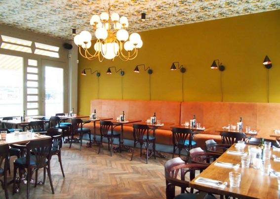 Nieuwe restaurants in amsterdam die je niet mag missen tlt for Bureau zwaardvis