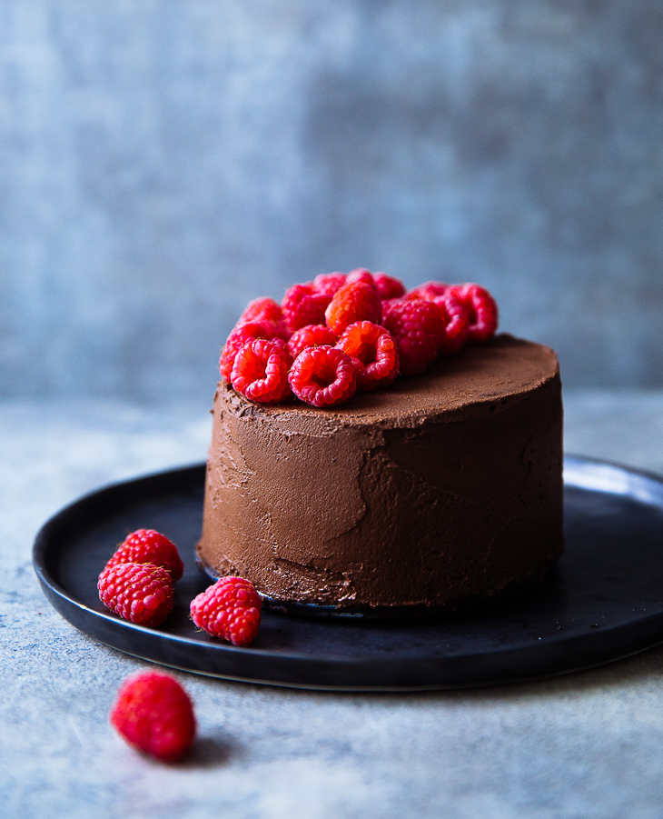 Chocolate Amp Raspberry Cake Julia Turshen S Happy Wife