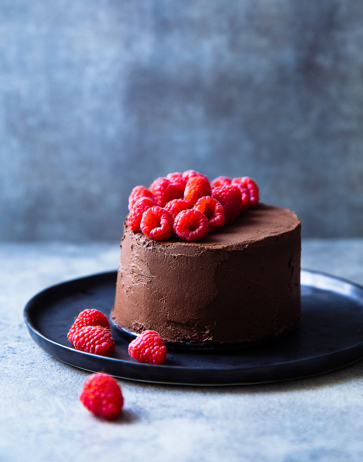 Chocolate & Raspberry Cake (Julia Turshen\'s Happy Wife, Happy Life ...