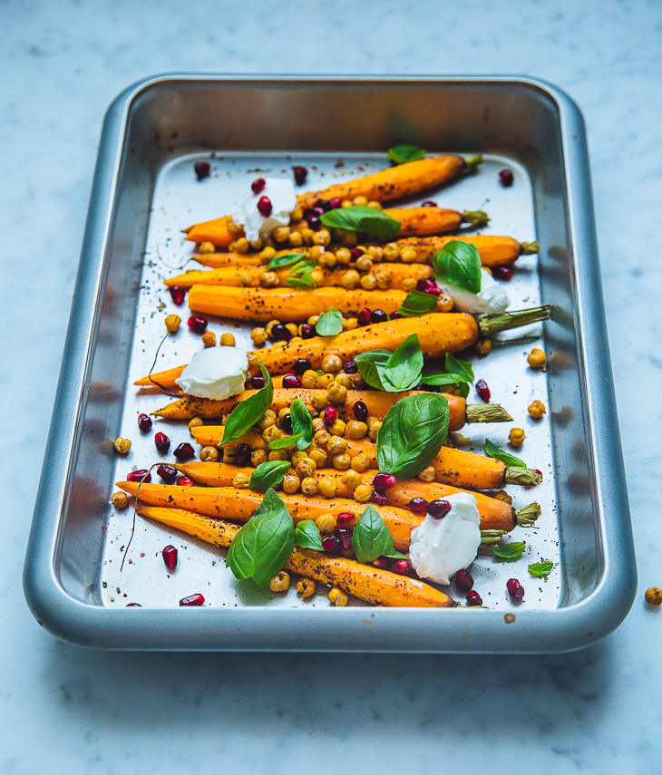 roasted_carrot_wortels_oven_pomegranate_granaatappel