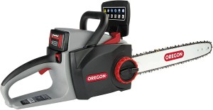 oregon cordless chainsaw