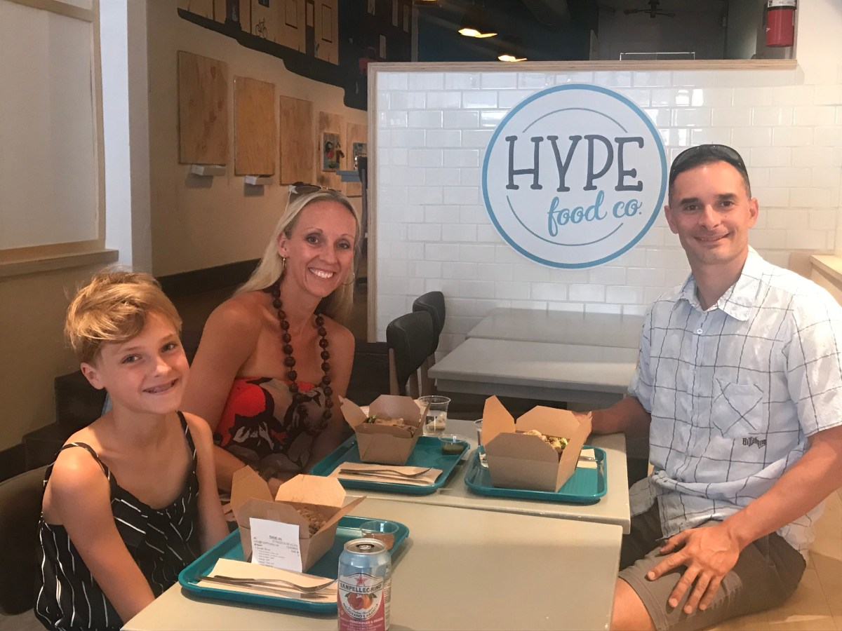 Restaurant Review:  Hype Food Co. - Toronto, Ontario, Canada
