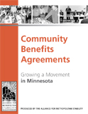 Community Benefits Agreements: Growing a Movement in Minnesota