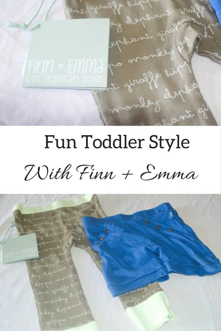 Fun Toddler Style