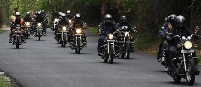 Nainital bike touring destination