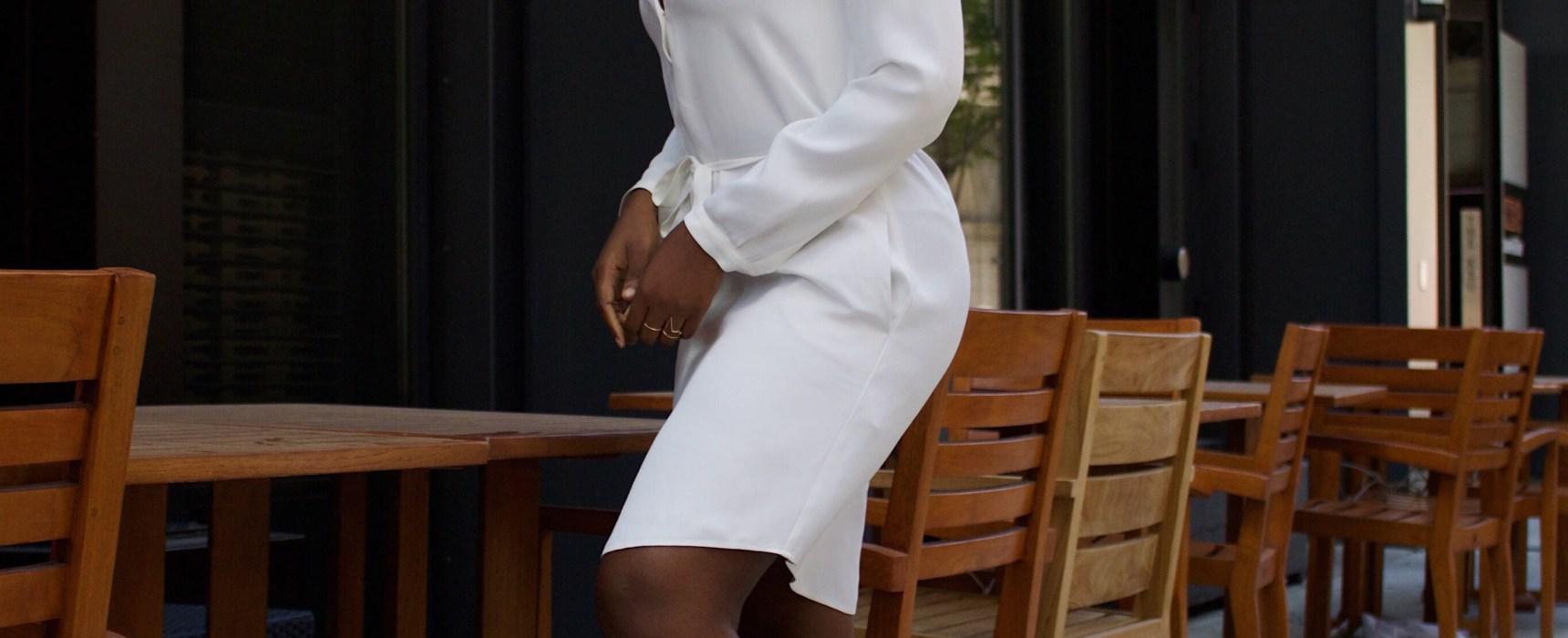 White Dress   The Alma Chronicle