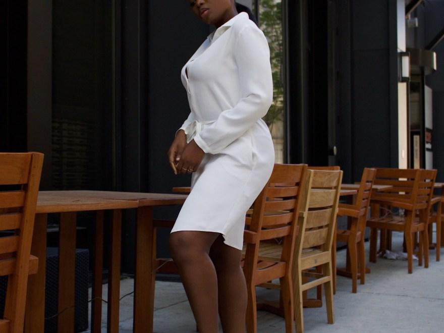 White Dress | The Alma Chronicle