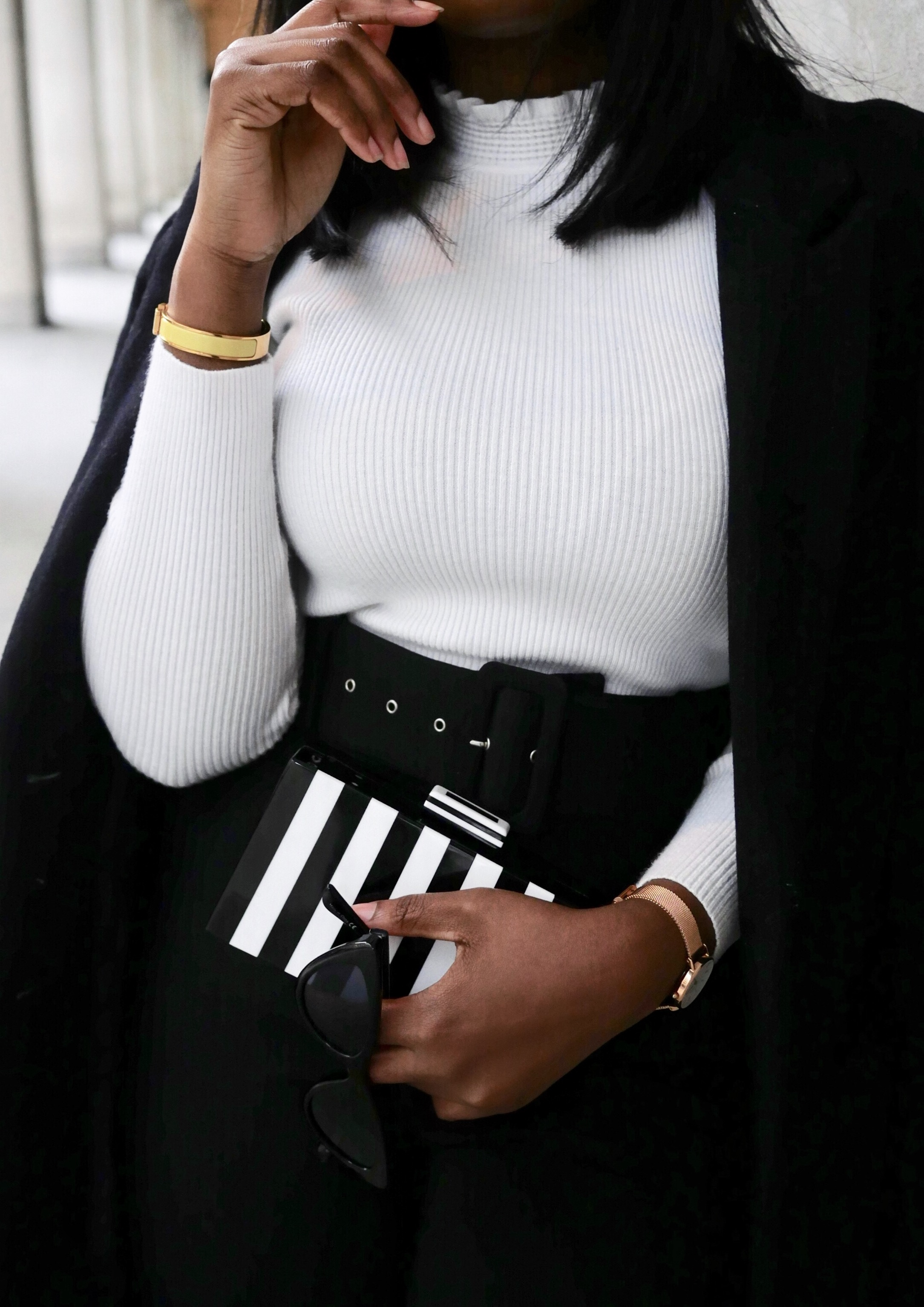 Monochrome Outfit Ideas | The Alma Chronicle