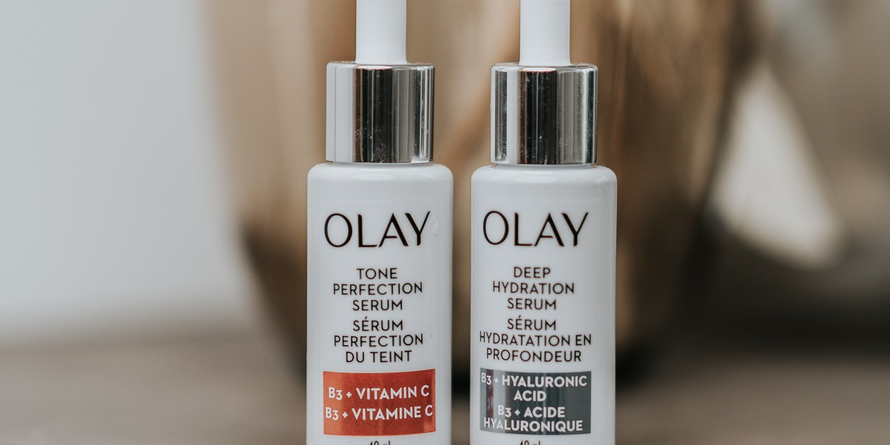Affordable Olay Serums | The Alma Chronicle