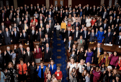 Diverse election shakes up congress