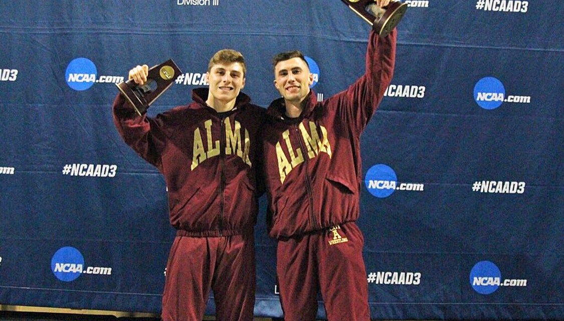 Ladd and Cooper win All-American