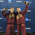 Ladd and Cooper win All-American