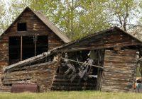 Dying Farm Buildings