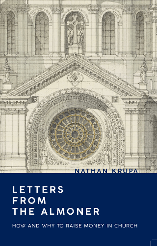 Letters From the Almoner - Book Cover