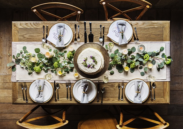 How can a small dinner party bring in big gifts?