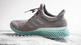 3D printed shoe from Adidas
