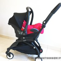 Why I love my Babyzen Yoyo+ and Maxi-Cosi CabrioFix