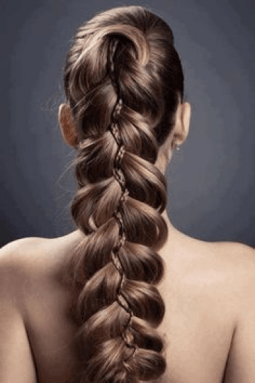 Twisted Hair Plates