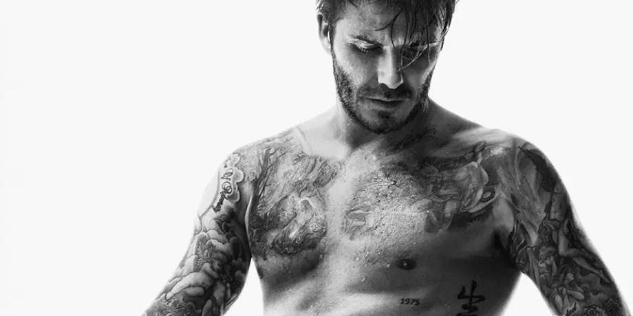 David Beckham Forearm Tattoo