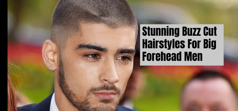Zayn Malik Buzz Cut Hairstyle