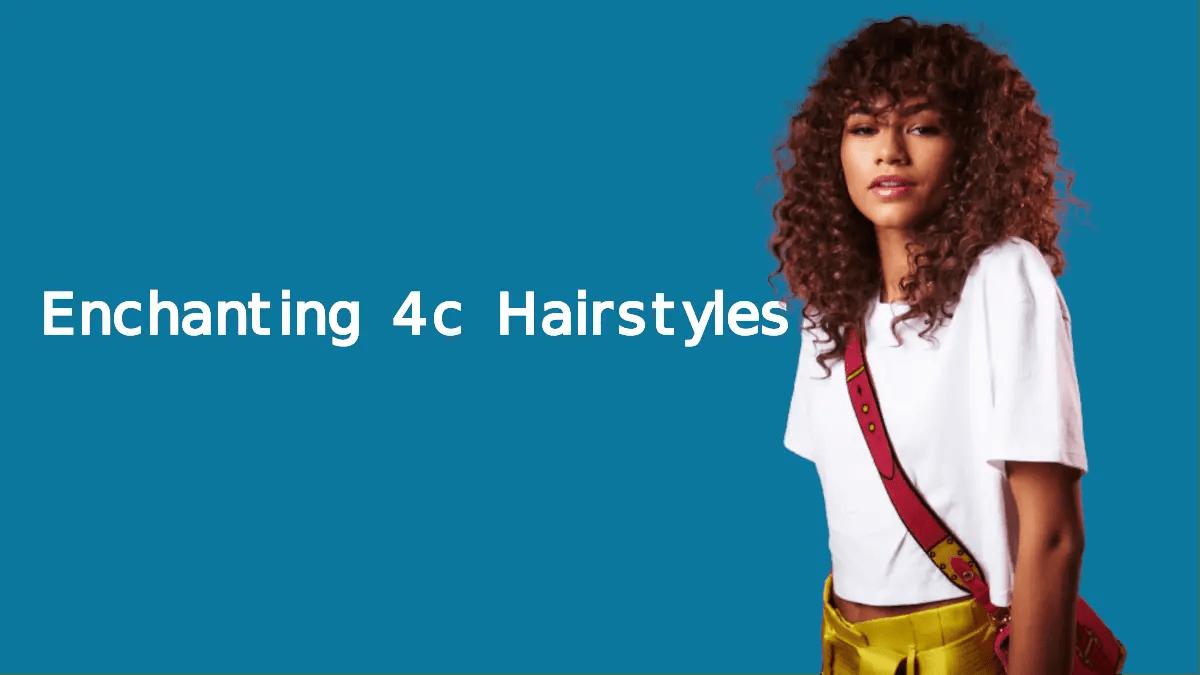 Zendaya 4c hairstyle