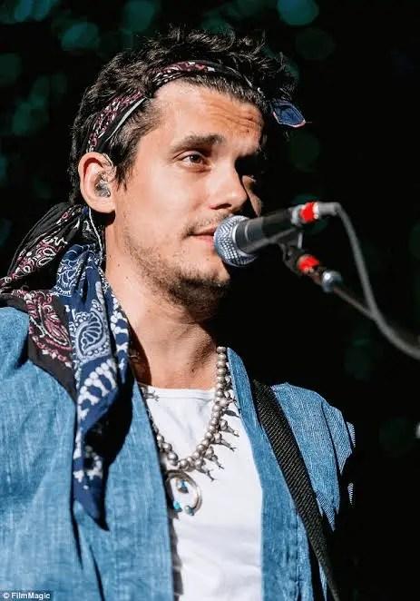 John Mayer bandana
