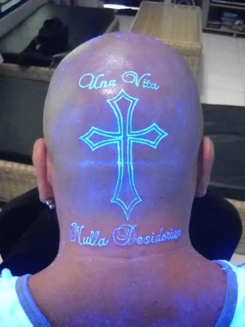 Glow-in-the-dark Tattoo