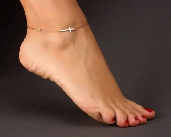 Leg Bracelet