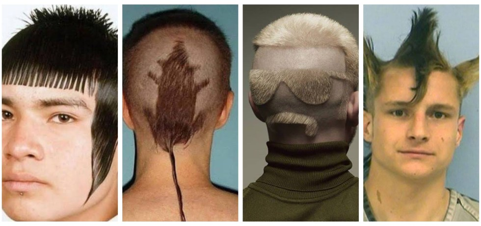 22 Most Bizarre Hairstyles Of All Time