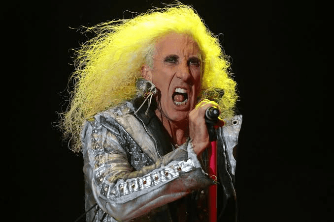 The Golden Hair Of Dee Snider