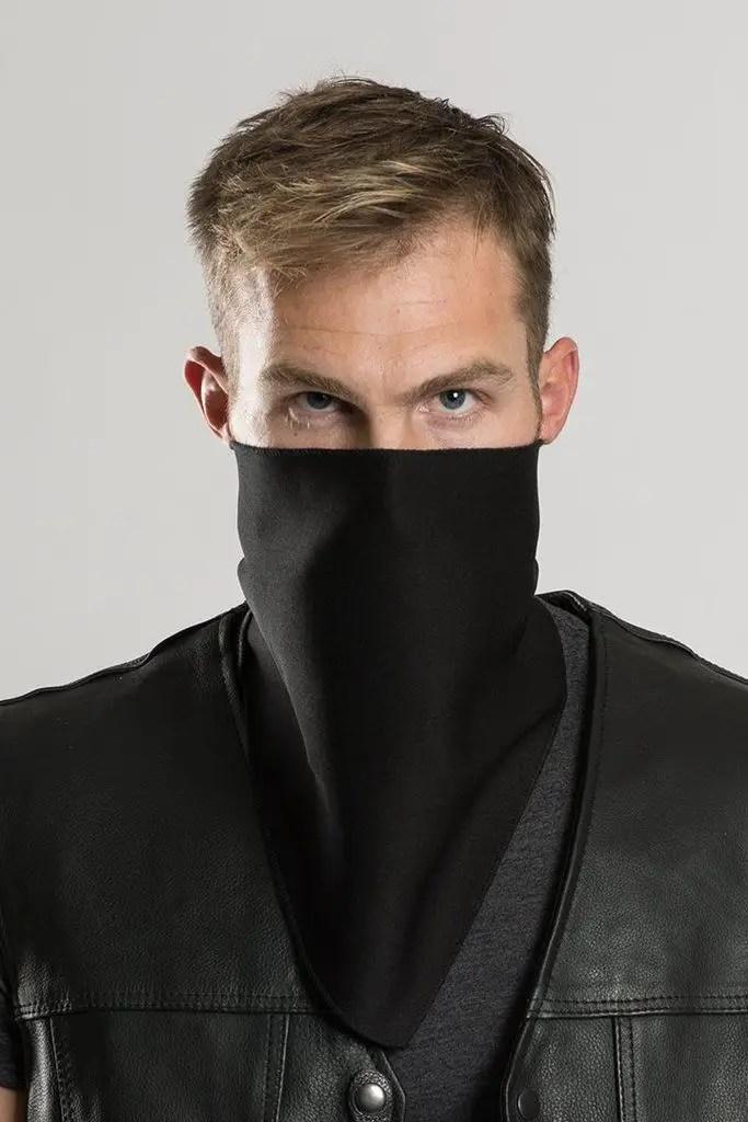 Bandana As Face Mask
