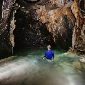 Hang Va Cave in Vietnam