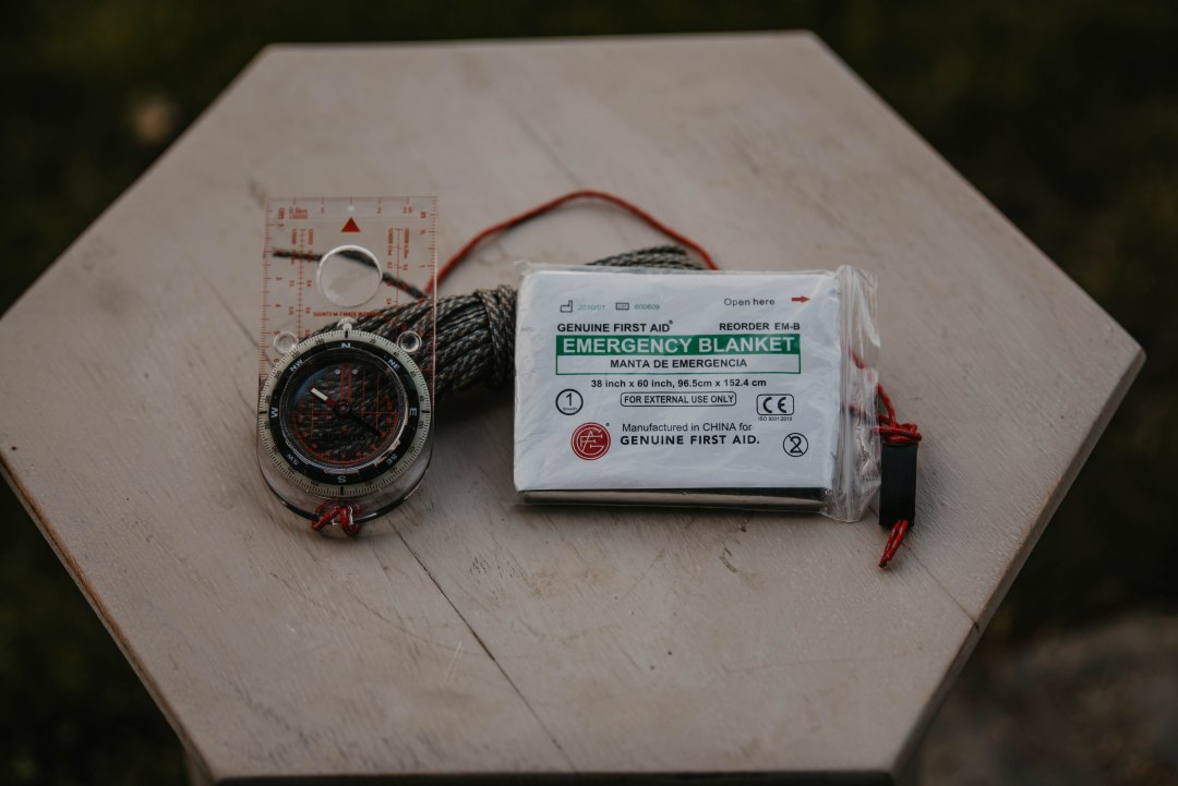 An emergency bundle is one of the many great gift ideas for outdoor enthusiasts.