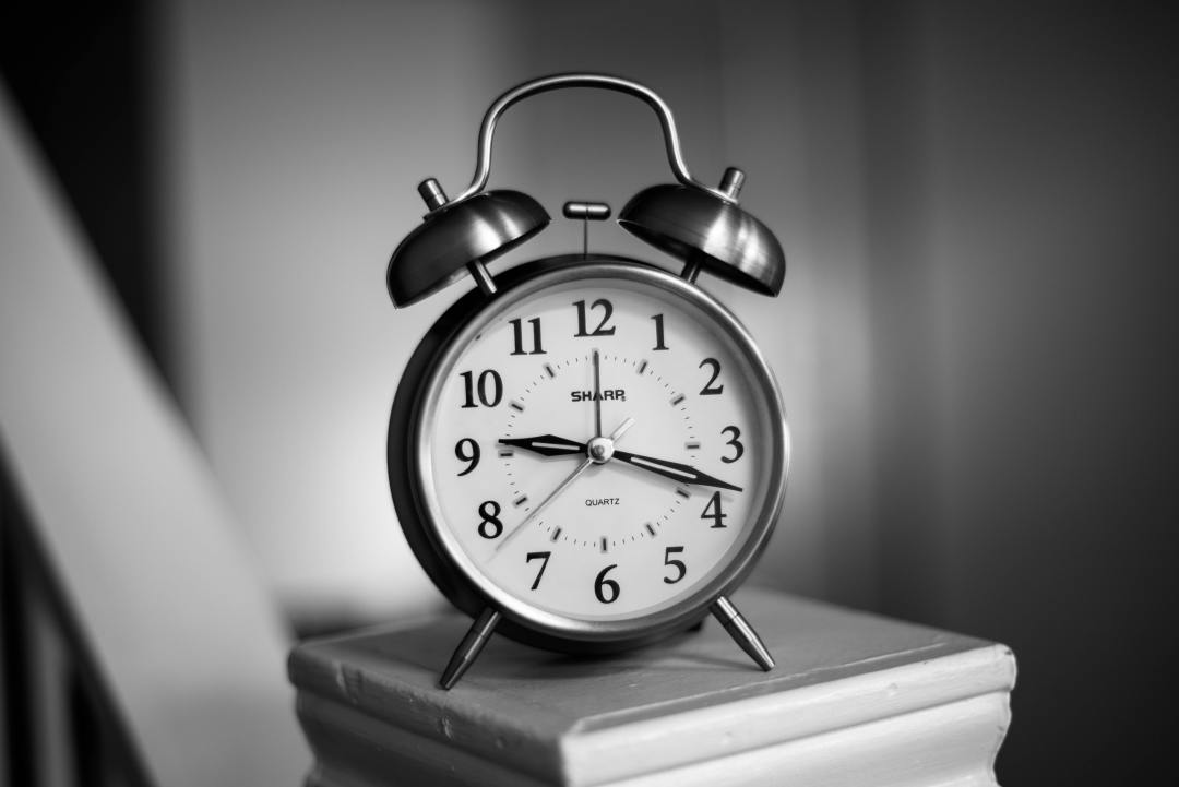 Stop hitting the snooze button if you want to improve your fitness. Creating time is a powerful way to become more fit.