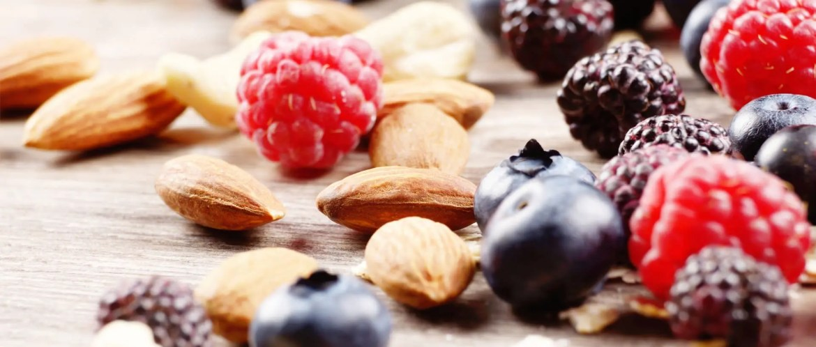 berries and nuts- The Alternative Lifestyle - thealtstyle.com